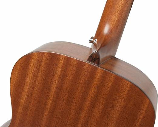 Washburn WCG10SNS Comfort Series 6 String RH Acoustic Guitar (discontinued clearance) Product Image 4