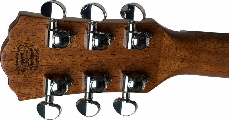 Washburn WCG10SNS Comfort Series 6 String RH Acoustic Guitar (discontinued clearance) Product Image 7