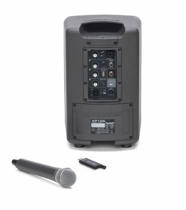 Samson XP106W Portable PA with Wireless Mic and Bluetooth Product Image 2