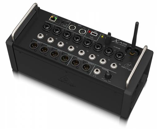 Behringer XR16 X AIR Series Rack Mountable 16 Input Digital Mixer for iPad/Android Tablets xr-16-x Product Image 2