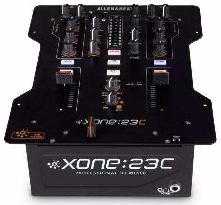 Allen & Heath XONE:23C DJ Mixer & Internal Soundcard Product Image 2