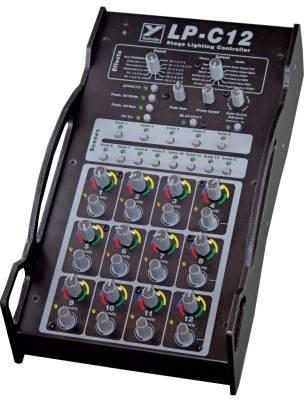 Yorkville Lighting LP-C12 LED Lighting System Controller Product Image 2