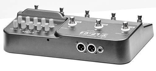 Yorkville Lighting LP-C4 Compact 6 Scene Lighting Foot Controller Product Image 3