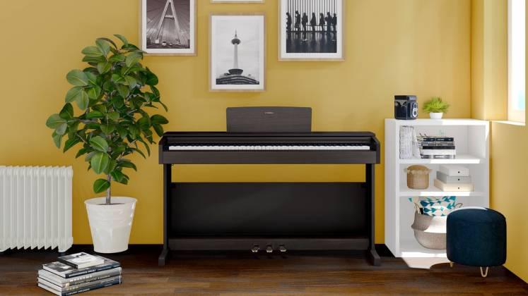 Piano casero digital Yamaha YDP144 R Arius con banco - Palisandro ydp-144-r Product Image 6
