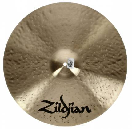 "Zildjian K0952 17"" K Series Custom Dark Crash Cymbal Product Image 4"
