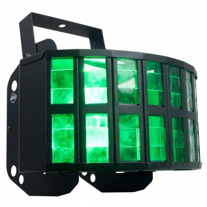 American DJ AGGRESSOR-HEX-LED Wash Light with 12W RGBCAW HEX LEDs Product Image 2