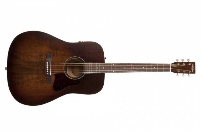 Art & Lutherie 042425 Americana Bourbon Burst QIT Acoustic Electric 6 String RH Guitar Product Image 3