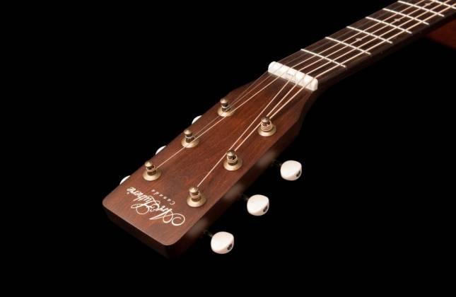 Art & Lutherie 042425 Americana Bourbon Burst QIT Acoustic Electric 6 String RH Guitar Product Image 6