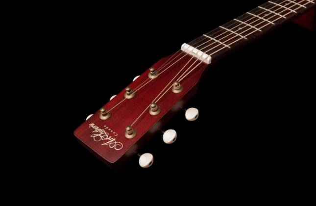 Art & Lutherie 042456 Americana Tennessee Red QIT Acoustic Electric 6 String RH Guitar 042456 Product Image 6