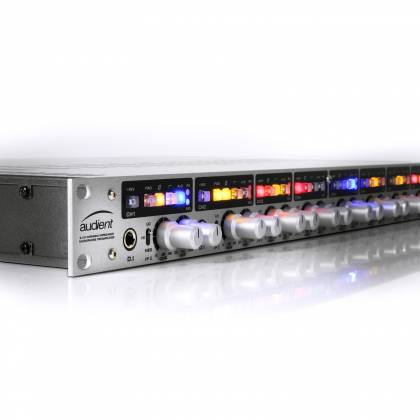 Audient ASP880 1RU 8-Channel Microphone Preamplifier and ADC asp-880 Product Image 2