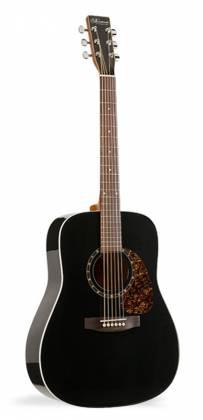Norman 027484 Encore B20 Black HG Presys Acoustic Electric Guitar 6 String Product Image 2