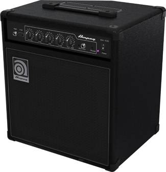 Ampeg BA-108v2 8 Inch Combo Bass Amplifier Product Image 2