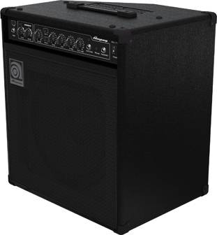 Ampeg BA-112v2 12 Inch Combo Bass Amplifier Product Image 2
