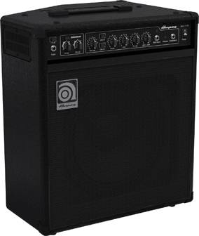 Ampeg BA-112v2 12 Inch Combo Bass Amplifier Product Image 4