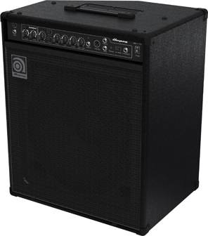 Ampeg BA-115v2 15 Inch Combo Bass Amplifier Product Image 3