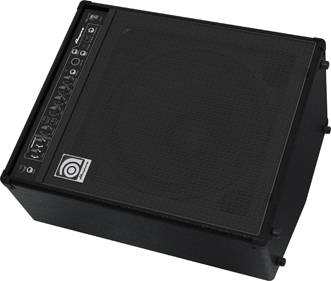 Ampeg BA-115v2 15 Inch Combo Bass Amplifier Product Image 4