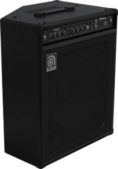 Ampeg BA-115v2 15 Inch Combo Bass Amplifier Product Image 5