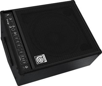 Ampeg BA-115v2 15 Inch Combo Bass Amplifier Product Image 6