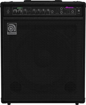 Ampeg BA-115v2 15 Inch Combo Bass Amplifier Product Image 7