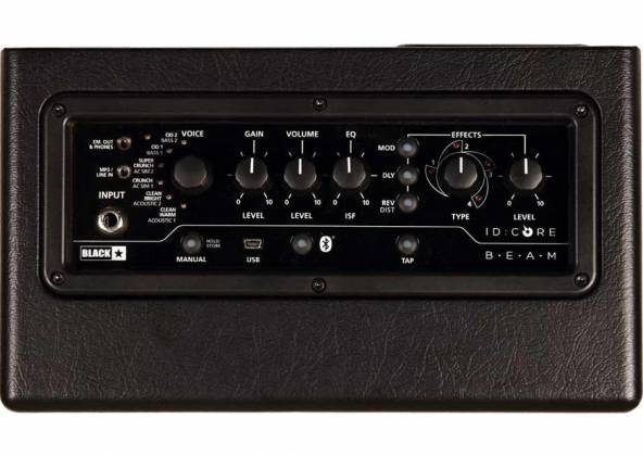 Blackstar ID:CORE BEAM Super Wide Combo Amplifier with Bluetooth for Bass, Electric, and Acoustic Guitars Product Image 5
