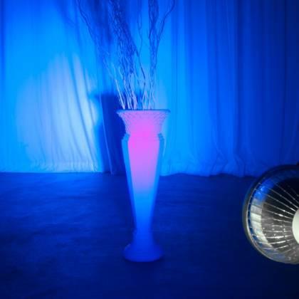 American DJ BLB18W 18 Watt Ultraviolet LED Blacklight Par38 Bulb Product Image 2
