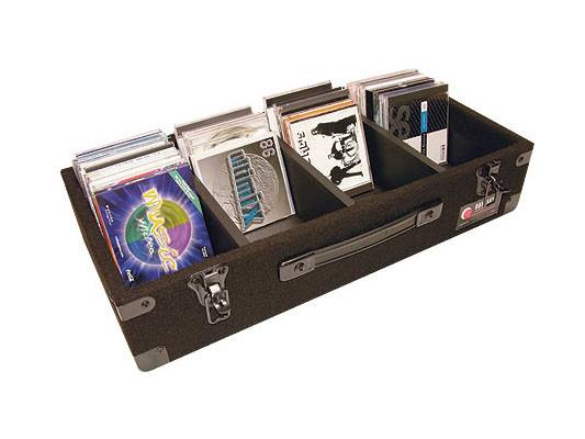 Odyssey CCD300E Carpeted CD/DVD Case for Up to 300 View Packs Product Image 2