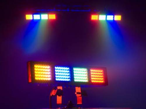 American DJ COLOR-BURST-LED 4 Led Color Wash (discontinued clearance) Product Image 2