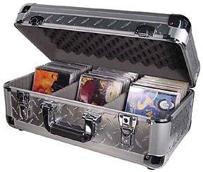Odyssey KCD200BLK CD Case For Up To 200 View Packs kcd-200-blk Product Image 2