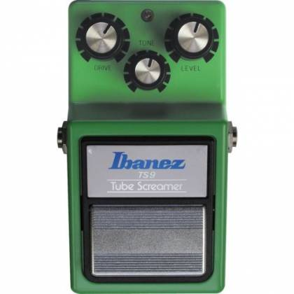 Ibanez TS9 Tube Screamer Guitar Pedal Product Image 2