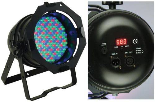 American DJ 64B-LED-PRO LED Par 64 Light Fixture Product Image 2