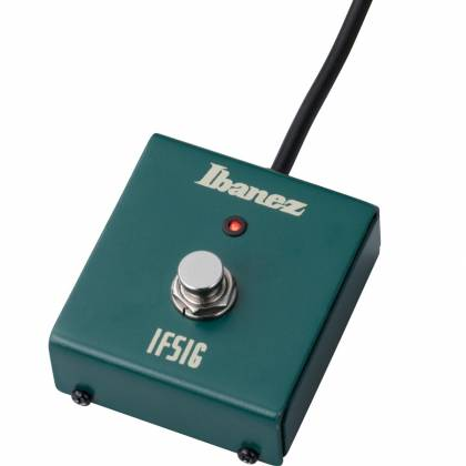 Ibanez IFS1G 1 button Footswitch for TSA5 Product Image 2