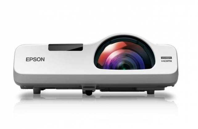 Epson V11H672020 PowerLite 525W WXGA 3LCD 2800 Lumens Wide Screen Short Throw Projector Product Image 2
