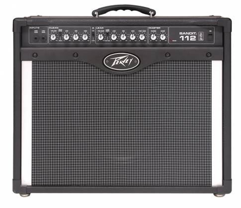 Peavey 00583640 BANDIT 112 100W TransTube Series Amplifier Product Image 2
