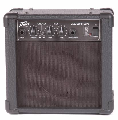 Peavey 00584790 AUDITION TransTube Combo Amplifier 7 watts into 8 ohms Product Image 2
