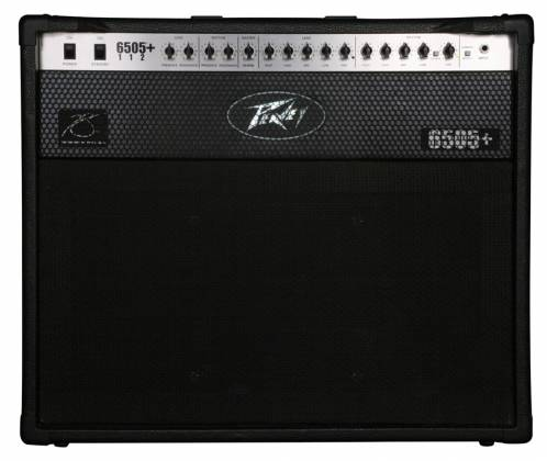 Peavey 03588440 6505+112 60W 6505 Series Combo Amplifier Product Image 2