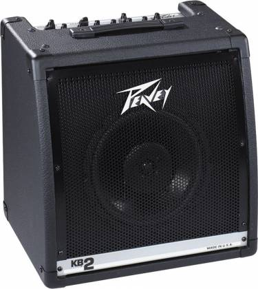 Peavey KB 2 40W Combo Amp for Voice Keyboard Acoustic and Electric Guitar 00573140-kb-2 Product Image