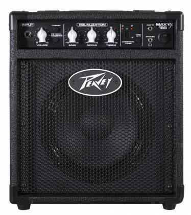 Peavey MAX 158 20W Bass Combo Amp 03602960-max-158 Product Image 2