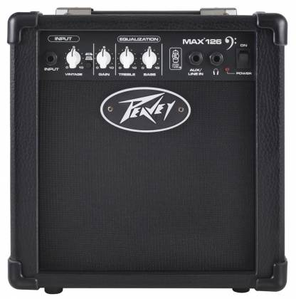 Peavey 03608290 MAX126 10W Bass Combo Practice Amp Product Image 2