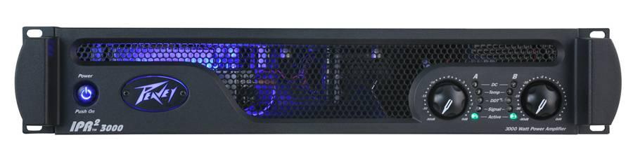 Peavey 03609520 IPR2 3000 3000W Power Amp Product Image 2