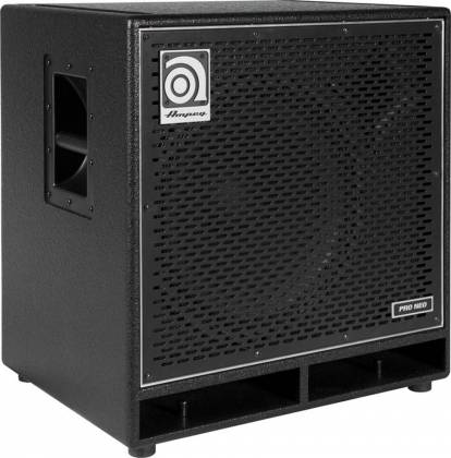 Ampeg PN115HLF Pro Neo Series 575W 1x15 Bass Speaker Cabinet Product Image 2