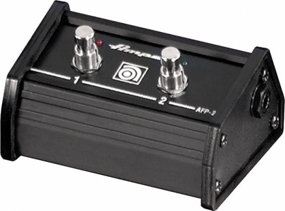 Ampeg AFP2 2 Button Footswitch Product Image 2