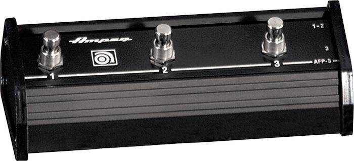 Ampeg AFP3 3 Button Footswitch afp-3 Product Image 2
