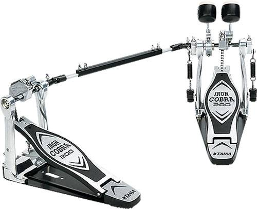 Tama HP200PTW Iron Cobra 200 Twin Drum Pedal hp-200-ptw Product Image 2