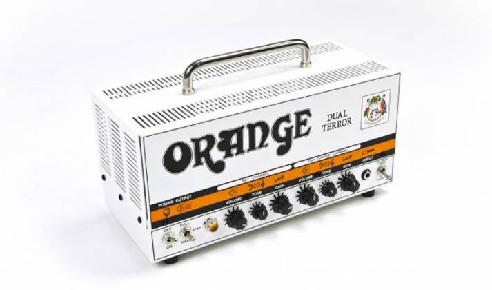 Orange DT30H Dual Terror 30W Twin Channel Guitar Amp Head Product Image 6