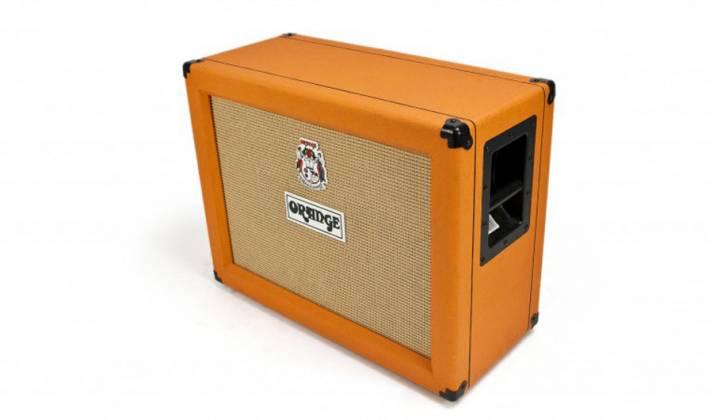 Orange PPC212OB 2x12 Inch 120W Celestion Vintage 30 Guitar Speaker Product Image 2