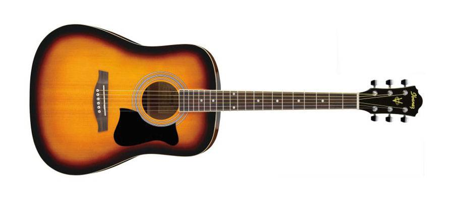 Ibanez V50NJP-VS Jampack Quick Start Acoustic Guitar Kit Product Image 2