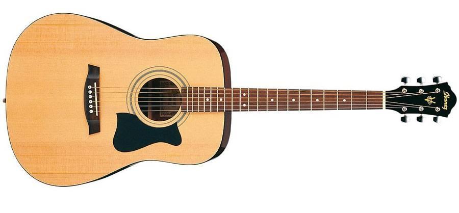 Ibanez V50NJP-NT Acoustic JumpStart Guitar Package - Natural Product Image 3