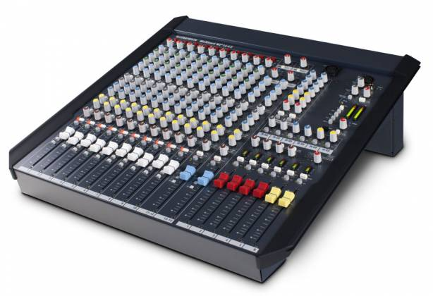 Allen & Heath W4-14 4 2 Mix Wizard Console with 10 Channel Inputs Product Image 5