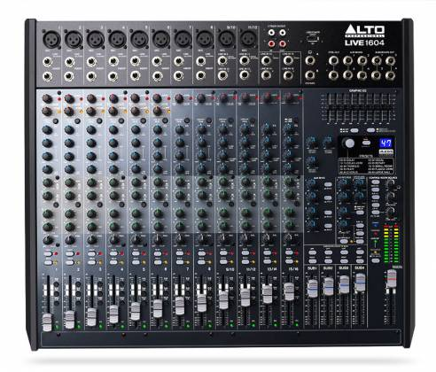 Alto Live1604 Professional 16 Channel 4 Bus Mixer Product Image 2