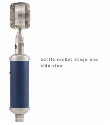 Blue Microphones Bottle RS1 Bottle Rocket Stage 1 Large Diaphragm Studio Condenser Microphone Product Image 3